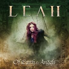 LEAH - OF EARTH & ANGELS (RE-ISSUE)  CD NEUF