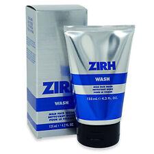 Zirh Wash Mild Face Wash, 4.2 oz.