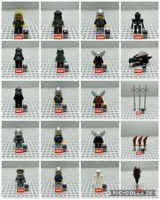 LEGO® Kingdoms Castle Knight Ritter 7036 7038 7048 7094 7079 Figur Waffen