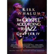Whalum Kirk - Gospel According To Jazz 4 Nuevo DVD