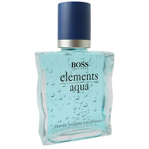 Hugo Boss Elements Aqua Großfactice Factice Dummy XXL 30 cm