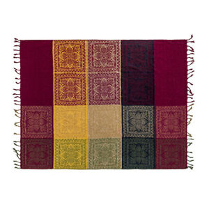XXLarge Classic Chenille Vintage Style Sofa Cover Cotton Throw Blanket Decorativ