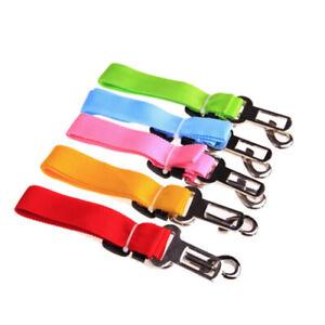 Adjustable Dog Cat Car Safety Belt Pet Vehicle Seat Belt Leash for Dogs
