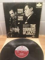 Couriers of Jazz! Ronnie Scott Tubby Hayes London LTZ-L15188 RARE UK 1st LP VG++