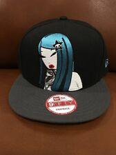 "Tokidoki ""Goth Girl"" Men's Snapback Hat [TH]"