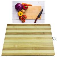 Tagliere In Legno Bicolore Tagliare Servire Utensili Cucina Salumi Formaggi 303