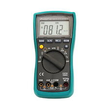 New ProsKit MT-1217 Auto Range Digital Multimeter Tester Instrument 3 3/4 Digits
