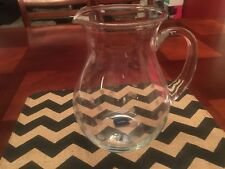 Mikasa Cheers Glass Beverage Pitcher, 3.25-Quart