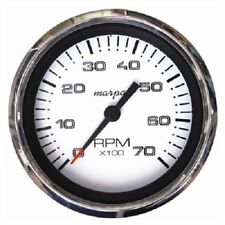 "Marpac Marine Tachometer w/ Stainless Steel Bezel 3 3/8"" - 0-7,000 RPM - 7-1980"