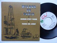 Wilbur De Paris – Bourbon Street Parade  Disques Festival – SPX 47FRANCE