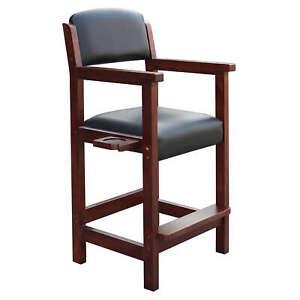 Cambridge Spectator Chair - Antique Walnut Finish