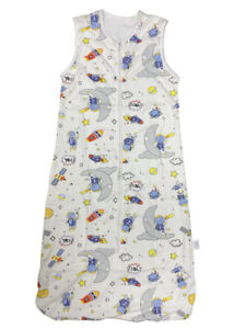 Nabance Winter Baby Sleeping Bag Kids 3-18 Months (M) Cotton Sleeping Sack Sleep
