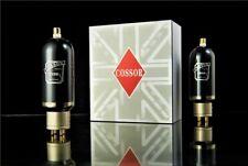 1 Matched Pair PSVANE COSSOR Series 805M NEW Design Vacuum Tubes
