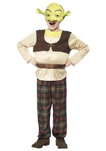 Shrek Shrek Costume for Kids