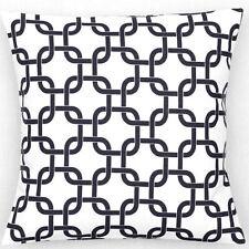 Unbranded Geometric Square Decorative Cushion Covers