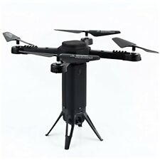 Rc Quadcopter 2.4Ghz 4Ch 6-Axis Gyro 3D Ufo Drone With 2.0Mp Hd Camera Black Clr