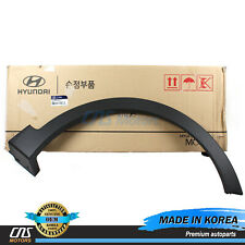 GENUINE FENDER GARNISH FRONT RIGHT SIDE FOR 11-13 HYUNDAI SANTA FE 877122W000CA