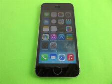 Near Mint Apple iPhone 5S-16GB- FOR SPRINT Space Gray Color