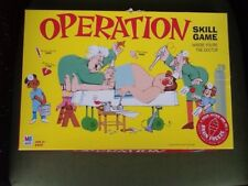 vtg 2003 Operation Brain Freeze Skill surgery doctor family board game COMPLETE