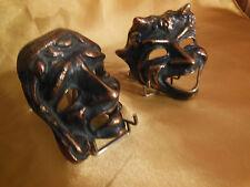 masques bronze spécial
