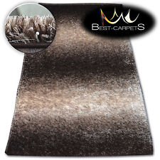 """SOFT AND FLUFFY RUGS SHAGGY """"SPACE 3D"""" HIGH QUALITY GLOSSY SILKY CARPETS"""