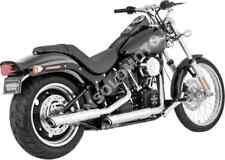 Marmitta Vance & Hinesn Twin Slash Harley FXST/FLST 07-17; FLSTSE 10-12; FXCW...