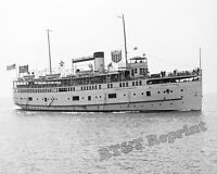 Photograph of the Steamship United States Year 1911  11x14