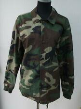 Pull & Bear Camouflage Jacket size Medium 38 10/12