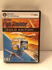 Microsoft Flight Simulator X (FSX) Gold Edition with Acceleration Expansion Pack