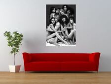 THE L WORD LESBIAN TELEVISION SHOW CAST GIANT ART PRINT PANEL POSTER NOR0003