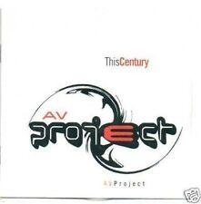 (964V) AV Project, This Century - DJ CD