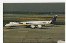Air Sweden Douglas DC-8-71 Aviation Postcard, A746