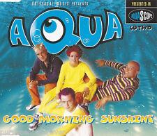 AQUA - Good Morning Sunshine (UK 2 Trk CD Single Pt 2)