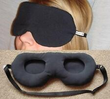 NEW SOFT PADDED EYE/SLEEP MASK WITHOUT TOUCHING EYES !!