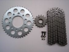 HONDA VFR750F INTERCEPTOR SPROCKET & O-RING CHAIN SET 16/45 1986  SLV
