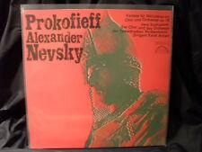 S. Prokofieff - Alexander Nevsky / Ancerl