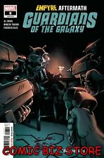 GUARDIANS OF THE GALAXY #8 (2020) 1ST PRINTING ALBUQUERQUE MAIN COVER MARVEL
