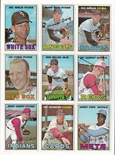 ***1967 Topps #99 Lee Stange No creases, Slightly soft corners***ONE CARD ONLY!