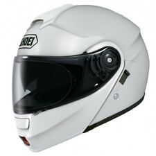Casco Convertibile Flip-up Moto Shoei Neotec Bianco L