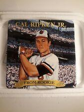 "Cal Ripken Jr. ""From Rookie"" Bradford Exchange Plate Rare! W/ COA"