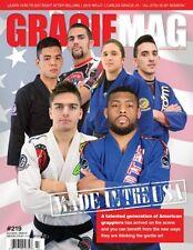 NEW GRACIEMAG Gracie Jiu-Jitsu Magazine • July 2015 #219 • WPJCC, Carlos Gracie