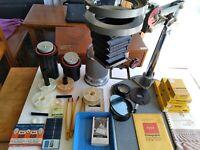 Estate Vintage Film Developing Lot See all Pictures.  Read Description