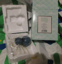 Enesco Home Grown Collectible Figurine BLUEBERRY SPIDER 4008120 New In Box