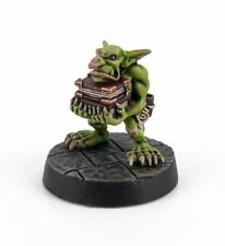 WWG Goblin Apprentice Fantasy Miniature - 28mm/Heroic Scale Wargaming Warhammer
