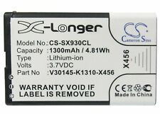 Replacement Battery For Siemens 3.7v 1300mAh / 4.81Wh Cordless Phone Battery