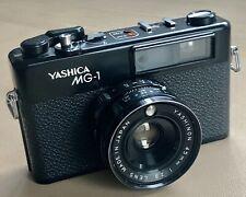 Yashica Mg-1 Rangefinder Film Camera - Mint Condtion