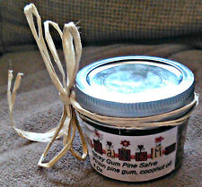 Wild Crafted Pinon Pine Spiritual Salve 4 oz 100% Organic Pine Gum, southern ut