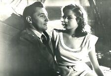 JANE GREER ROBERT MITCHUM    LA GRIFFE DU PASSE  1949 VINTAGE PHOTO