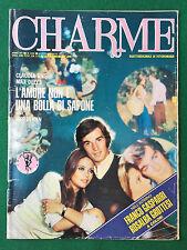 CHARME n.359/1975 (ITA) Fotoromanzo Lancio Magazine + Poster GASPARRI GROTTESI