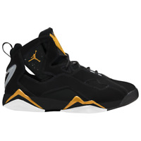 Brand New Men's Nike Air Jordan True Flight Athletic Basketball Sneakers | Black